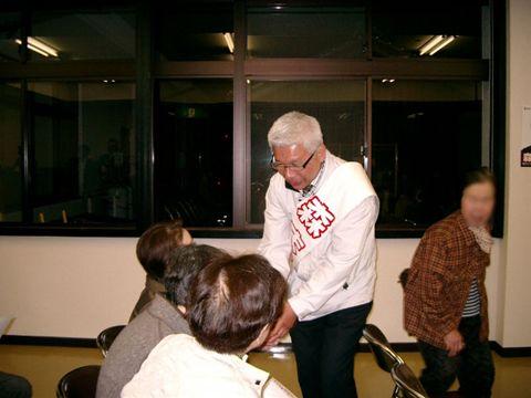 2011鳥取県議会議員選挙 個人演説会